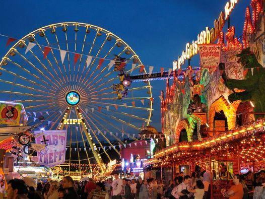Familientag 2021 dippemess frankfurt Frankfurter Dippemess