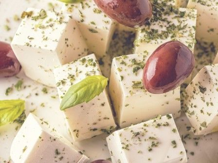 Feta Cheese Making