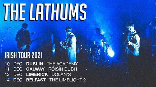 The Lathums at the Academy Dublin