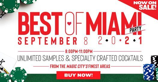 Miami New Times Best of Miami Party