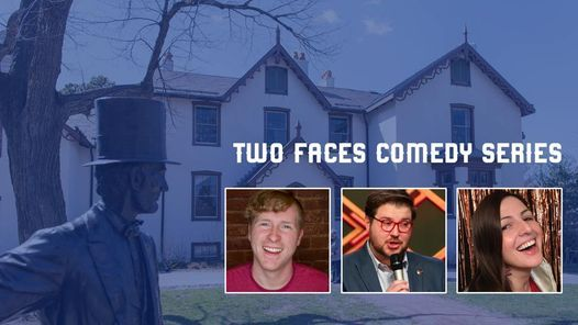 Comedy at Lincoln's Cottage (Sept. 22)