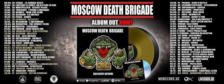 Moscow Death Brigade | Uebel & Gef\u00e4hrlich