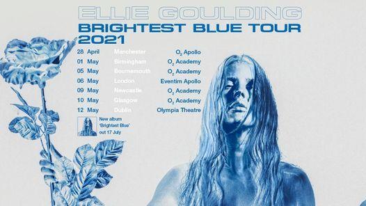 The Brightest Blue Tour 2021