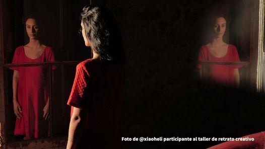 Taller de Fotograf\u00eda: Retrato Creativo