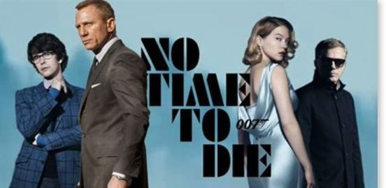 James Bond 'No Time to Die' - Movie Fundraiser for Community Alliance