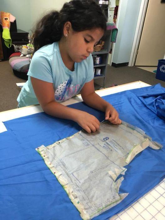 Fashion Design Summer Sewing Camp
