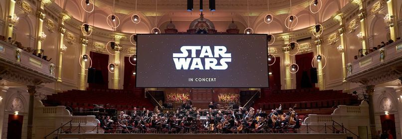Star Wars: Return of the Jedi - Live in Concert