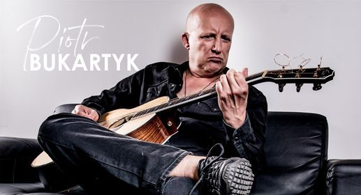 Piotr Bukartyk Live Nowy Termin 17 Czerwca 2021 Czerwony Fortepian Sandomierz 17 June 2021