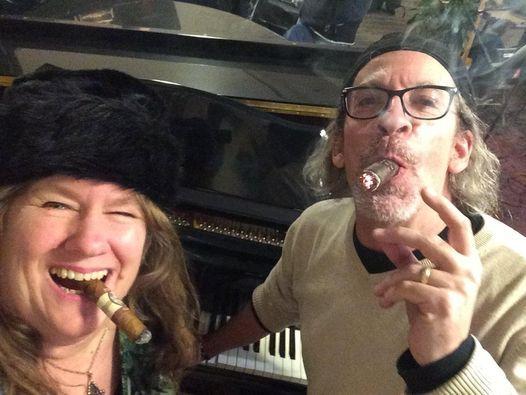 *Outside* Low-reen & Jim Harpdog Hellen @ Montrose Saloon, Friday, July 30th, 6-8 pm
