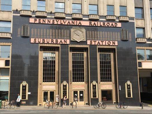 Underground Philadelphia -- Architectural Walking Tour