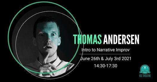 Intro to Narrative Improv  - Workshop