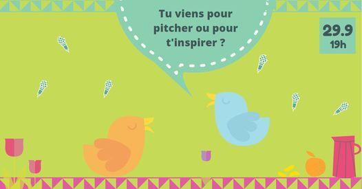 Rencontres et Papotages \u00e9co-inspirants !