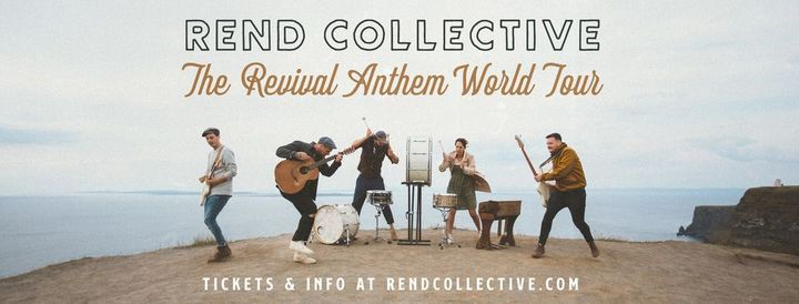 Rend Collective in Dublin