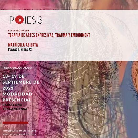 Curso Introductorio PG POIESIS - TAE, TRAUMA y EMBODIMENT