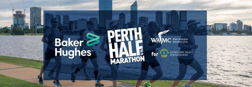 Baker Hughes Perth Half Marathon & 5km