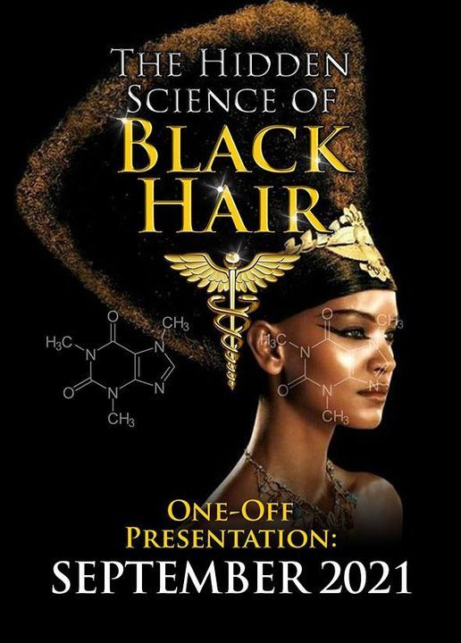 The Hidden Science of Black Hair