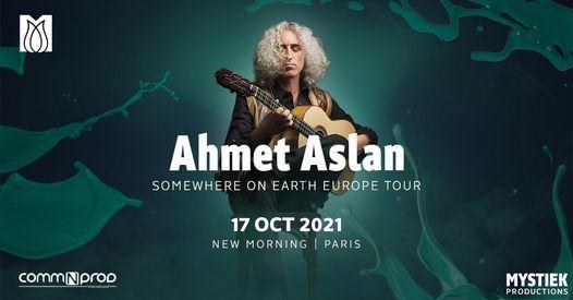 Ahmet Aslan | New Morning Paris