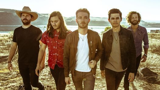 Lanco: Honky-Tonk Hippies Tour 2021 with Special Guest Ross Ellis