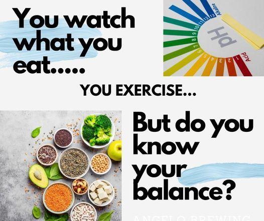 Wellness Chats - Ph Levels