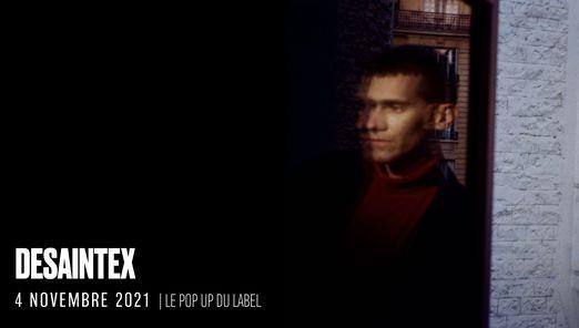 Report \u2022 DeSaintex | Pop-Up du Label