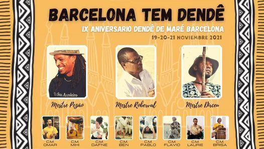 Barcelona tem Dend\u00ea 2021
