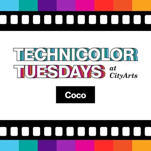 Technicolor Tuesday: Coco