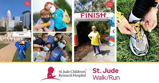 2021 St. Jude Walk\/Run Charlotte