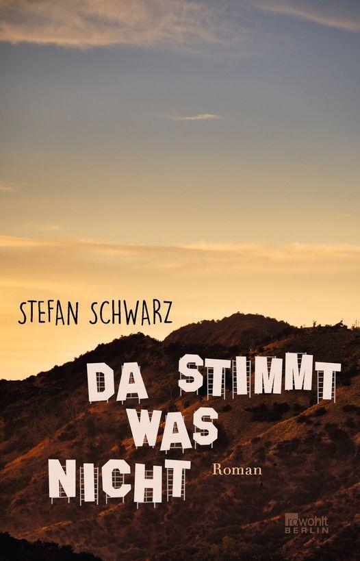 """Stefan Schwarz \u201eDa stimmt was nicht!"""" Literatur LIVE im Pfefferberg Theater"""