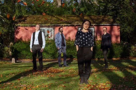 CPH Jazz Festival: Makiko Hirabayashi 'Weavers' Quartet (Lundin\/Hirabayashi\/Andersson\/Heeb\u00f8l)
