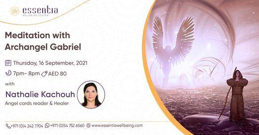 Meditation with Archangel Gabriel with Nathalie Kachouh