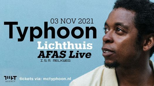 Typhoon in AFAS Live