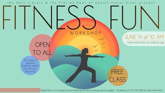 Fitness Fun Workshop