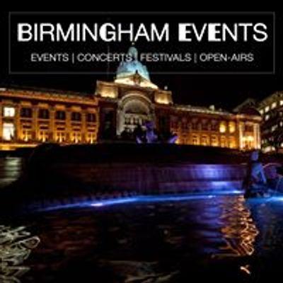 Birmingham Events, Concerts & Festivals