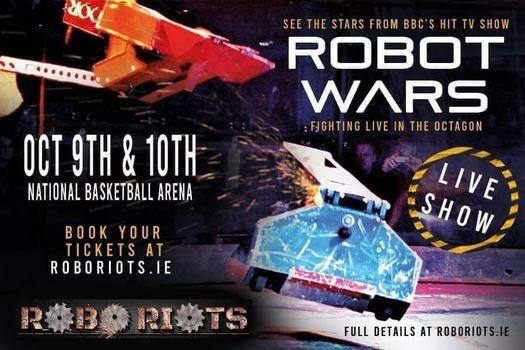 Robo Riots 2021