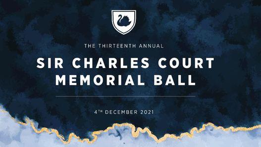 13th Annual Sir Charles Court Memorial Ball