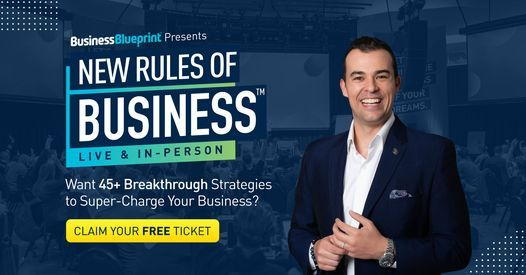 New Rules of Business - Townsville
