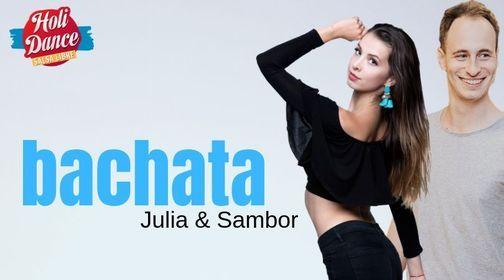 HoliDance - bachata S Julia & Sambor 26.07