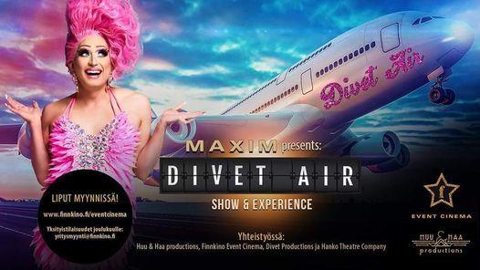 Divet Air, show & experience
