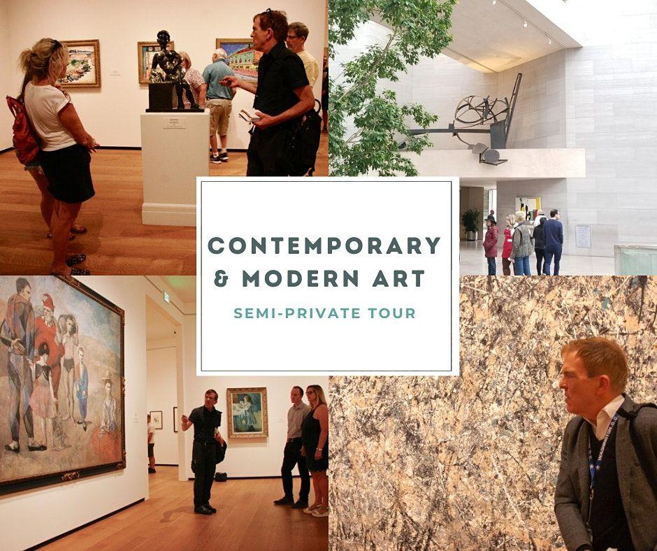 Modern & Contemporary Art Tour