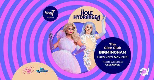 The Hole Hydrangea Tour
