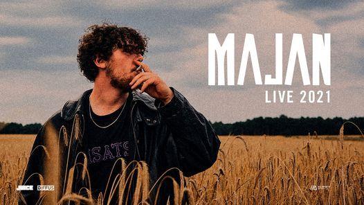 Zusatzshow: MAJAN \/\/\/ Live Herbst 2021 \/\/\/ Hamburg