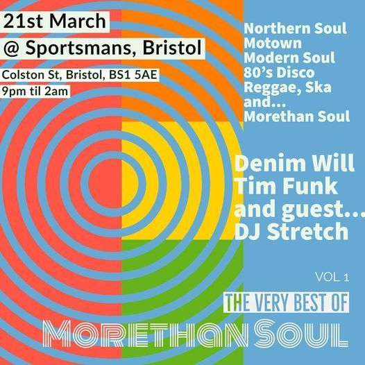 The very best of Morethan Soul at Sportsmans, Bristol