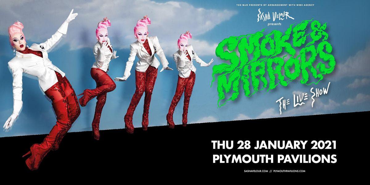 Sasha Velour - Smoke & Mirrors Tour (Plymouth Pavilions, Plymouth)