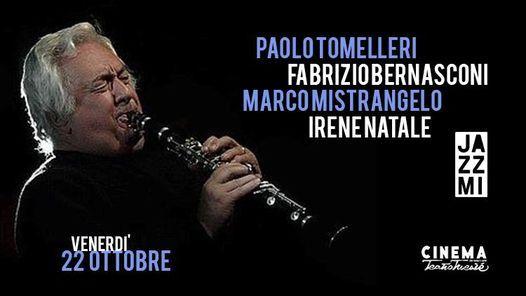 Paolo Tomelleri Quartet