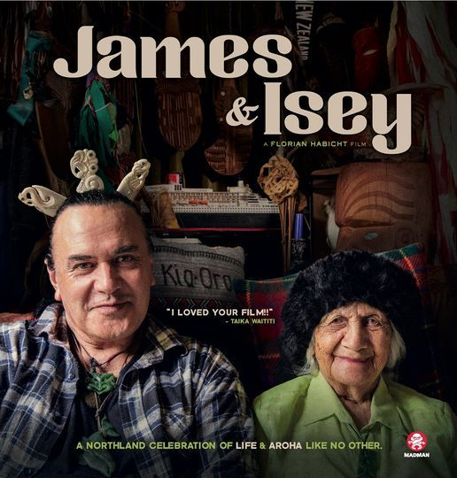 Free Film Screening - James & Isey.