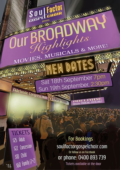 Our Broadway Hightlights: Movies, Musicals & More!