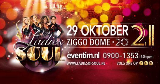 Ladies of Soul Concerten 2021