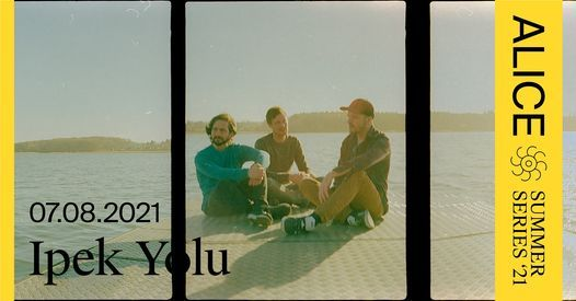 ALICE Summer Series: Ipek Yolu
