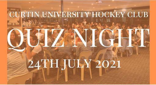Curtin University HC Quiz Night