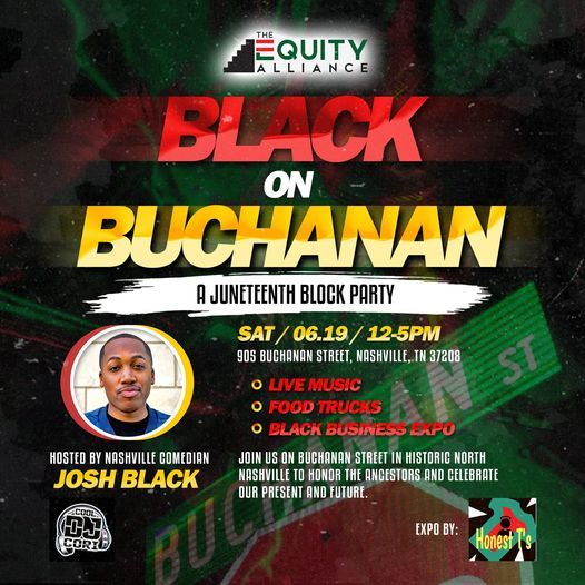 Black on Buchanan Festival